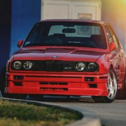 The Baddest E30 on the planet [Pandem RocketBunny (4K)]