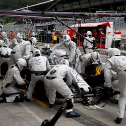 f1 best pitstop time ever
