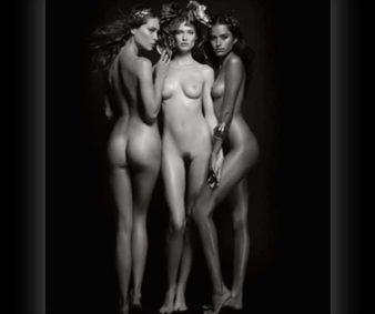 THREE-BACCHANTES-Erin-Wasson-Bianca-Balti-Lakshmi-Menon-Pirelli-calendar-2011-11-338x283 Stars of Pirelli Calendar 2011 Celebrities hot or not Girls hot or not