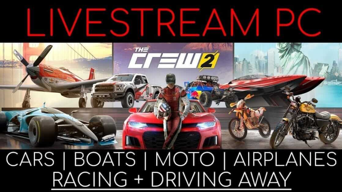 The Crew 2 Ubisoft Archives ~ Lisandru's Blog