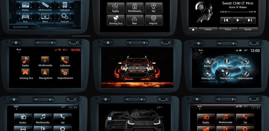 MEDIA NAV EVOLUTION TEMPLATES DACIA RENAULT