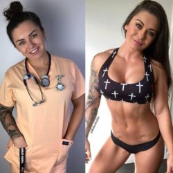 NURSE IN REAL LIFE VS PROFESSIONAL