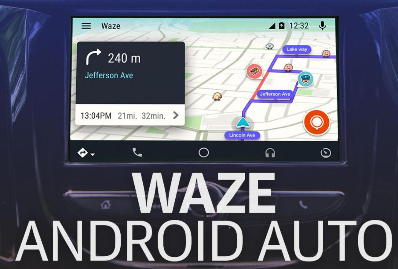 INSTALL ANDROID AUTO and WAZE ON R-LINK 9 EVOLUTION — Lisandru